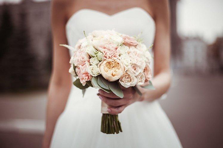 Букет невесты: правильный выбор