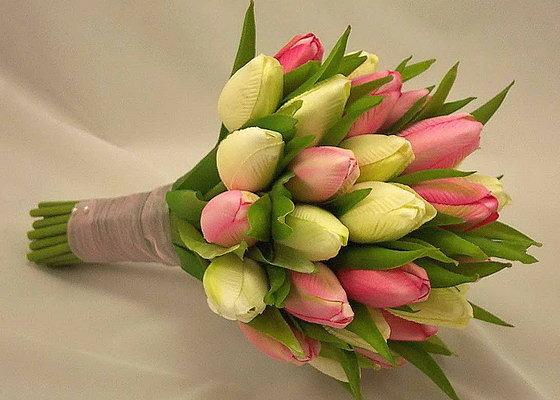 Как правильно выбрать букет тюльпанов?