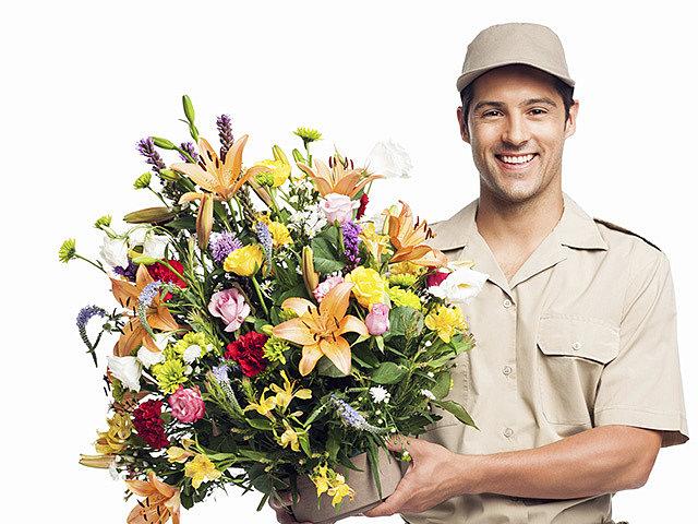 Доставка цветов в любую точку Казани!